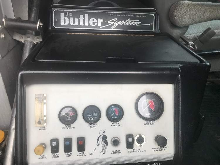 2003 GMC 2500 with a pro driven Butler unit