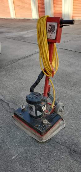 Square Scrub EBG-20/C Orbital Floor Stripper