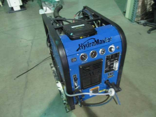 Hydramaster Boxxer Used Carpet Cleaning Equipment