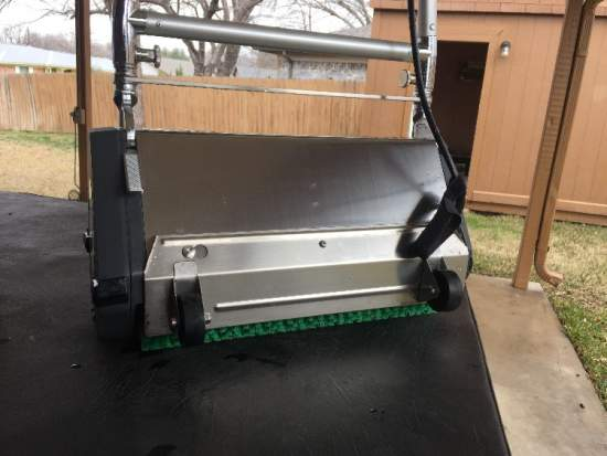 CRB ( Counter Rotating Brush ) Like New Condition